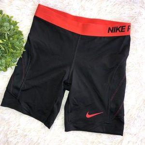 Nike Girls Pro Slider Training Shorts